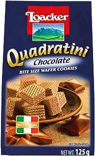 ローカー クワドラティーニ ウエハース チョコレート 125g