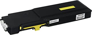 PCI Brand MD8G4 Dell C3760 C3765 Yellow Toner Cartridge, 9000 Page Extra-High-Yield, GSA & TAA Compliant (331-8430-PCI)