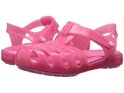 e396dbc92d035b Crocs Kids Isabella Sandal PS (Toddler Little Kid) at Zappos.com