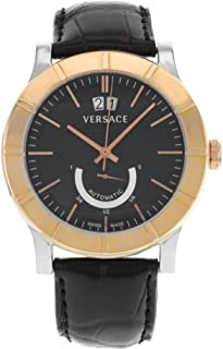 Versace Acron Big Automatic-self-Wind Male Watch 18A99OD009 (Certified Pre-Owned)