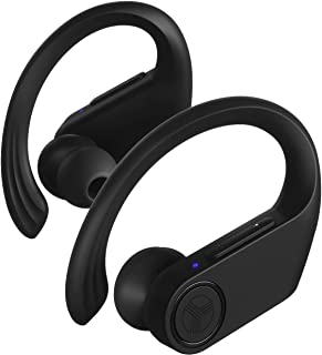 Treblab X3 Pro - True Wireless Earbuds with Earhooks - 45H Battery Life, Bluetooth 5.0 with aptX, IPX7 Waterproof Headphon...