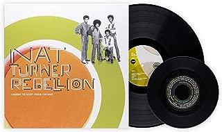 Nat Turner Rebellion - Laugh To Keep From Crying Exclusive Bundle [180 Gram Black Vinyl With Bonus 7