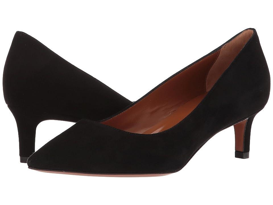 Aquatalia Marion (Black Dress Suede) Women