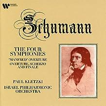 Schumann The Four Symphonies