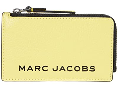 Marc Jacobs The Bold Color-Blocked Small Top Zip Wallet