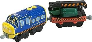 Chuggington Stacktrack Chugineer Brewster And Digger Car