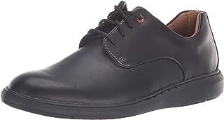 حذاء أكسفورد رجالي مطبوع عليه Un VoyagePlain من Clarks