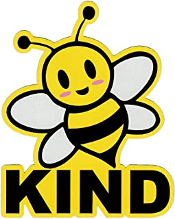 Bee Kind - Small Bumper Sticker/Decal (3.25