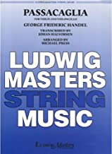 Handel/Halvorsen - Passacaglia - Violin and Cello - Masters Music Publications