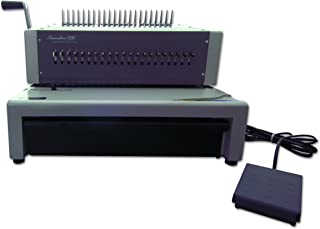 Swingline GBC Binding Machine, Electric, Binds 500 Sheets, Punches 25 Sheets, CombBind C800PRO (27170)
