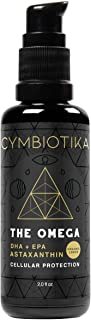 Cymbiotika - The Omega DHA + EPA and Astaxanthin Supplement - Supports Vision and Heart Health - Vegan, Glu...
