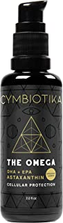 Sponsored Ad - Cymbiotika - The Omega DHA + EPA and Astaxanthin Supplement - Supports Vision and Heart Health - Vegan, Glu...