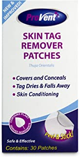 Provent Skin Tag Remover Patches 30 Count