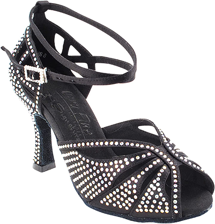 Women's Ballroom Dance Shoes Tango Wedding Salsa Shoes S1003CCEB