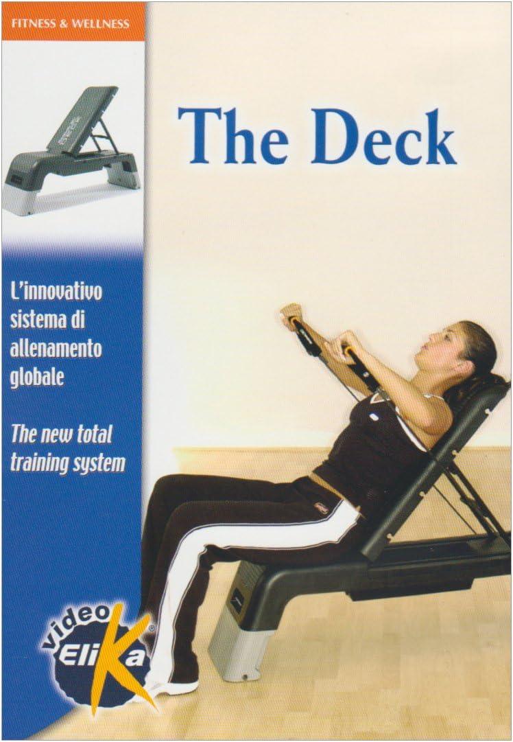 Reebok Professional Fitness Equipment Training DVD Deck DVD ...