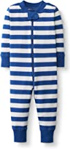 Hanna Andersson Baby/Toddler One-Piece Organic Cotton Footless Pajama