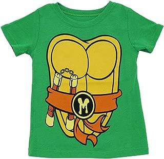 TMNT Teenage Mutant Ninja Turtles Costume Green Toddler T-shirt
