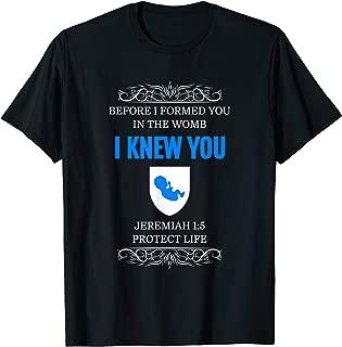 anti abortion shirt