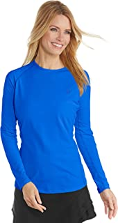 Coolibar UPF 50+ Women's Long Sleeve Hightide Swim Shirt - Sun Protective