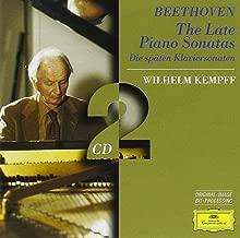 Beethoven: Late Piano Sonatas