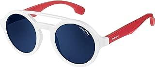 Carrera Unisex-Kid's CARRERINO 19 KU Sunglasses, White Red, 44