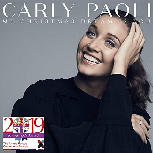 My Christmas Dream 2019.My Christmas Dream Is You By Carly Paoli On Amazon Music