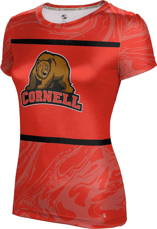 ProSphere Cornell University Girls' Performance T-Shirt (Ripple)