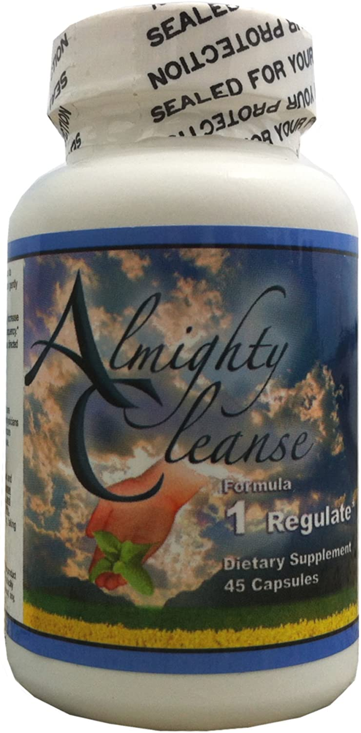 Almighty Colon Popular product 2021 new Clean Cleanse Detox Formula One by Caps - ITV 45