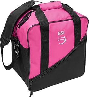 BSI, Inc. Solar Single Bag, Black/Pink