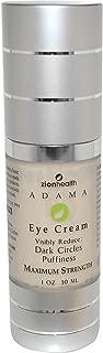 Adama Minerals Eye Cream for Dark Circles. Maximum Strength.