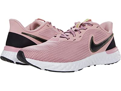Nike Revolution 5 (Pink Glaze/Black/Elemental Pink/Cyber) Women