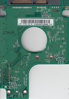 wd1600bevt de 75zct0, 2061–701499–500AB, WD SATA 2.5Escalera Placa (PCB)
