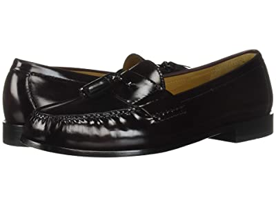 Cole Haan Pinch Tassel (Burgundy) Men
