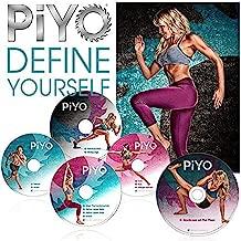 BQN YAM LLC PiYo DVD, Workout | Pilates/Yoga Workout with Fitness Guide Nutrition Plan (PiYo)