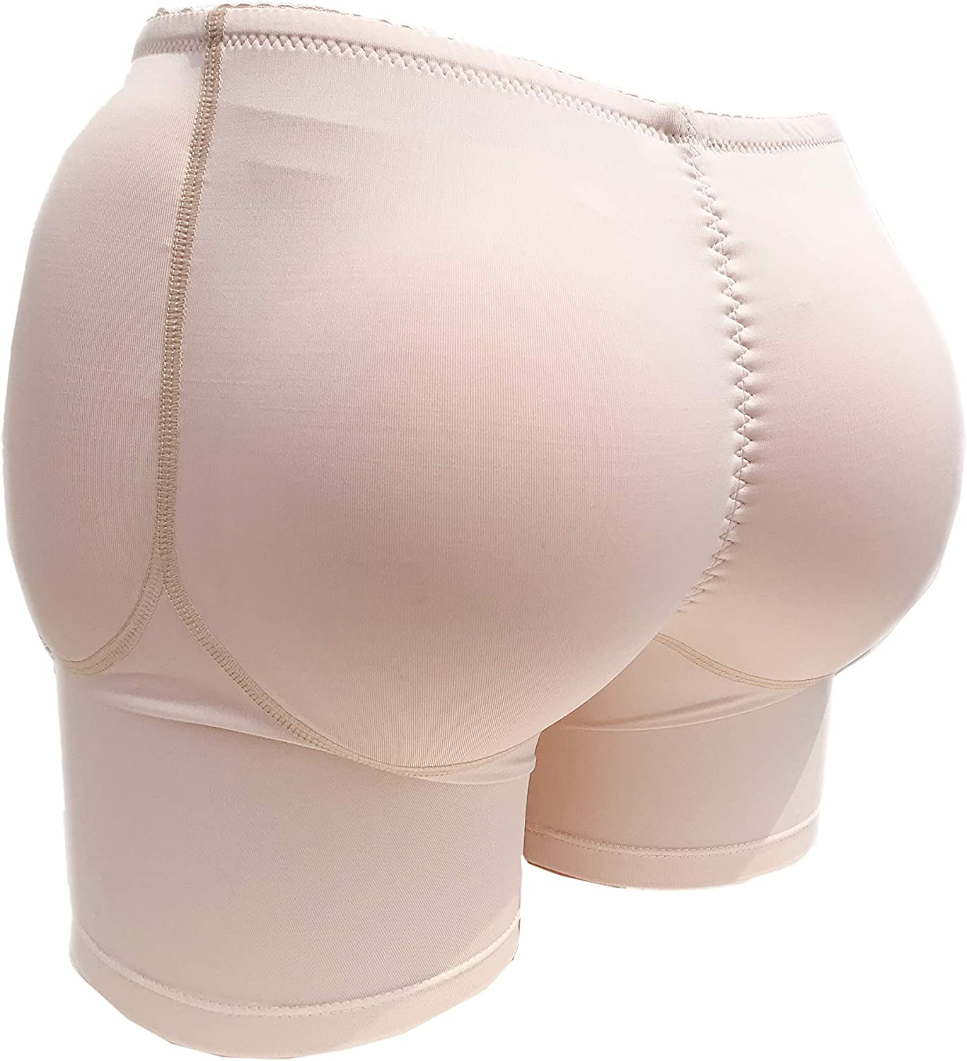 4PCS Women Butt Silicone Max 72% OFF Padded Underwear Hip Panties Enhancer New York Mall S