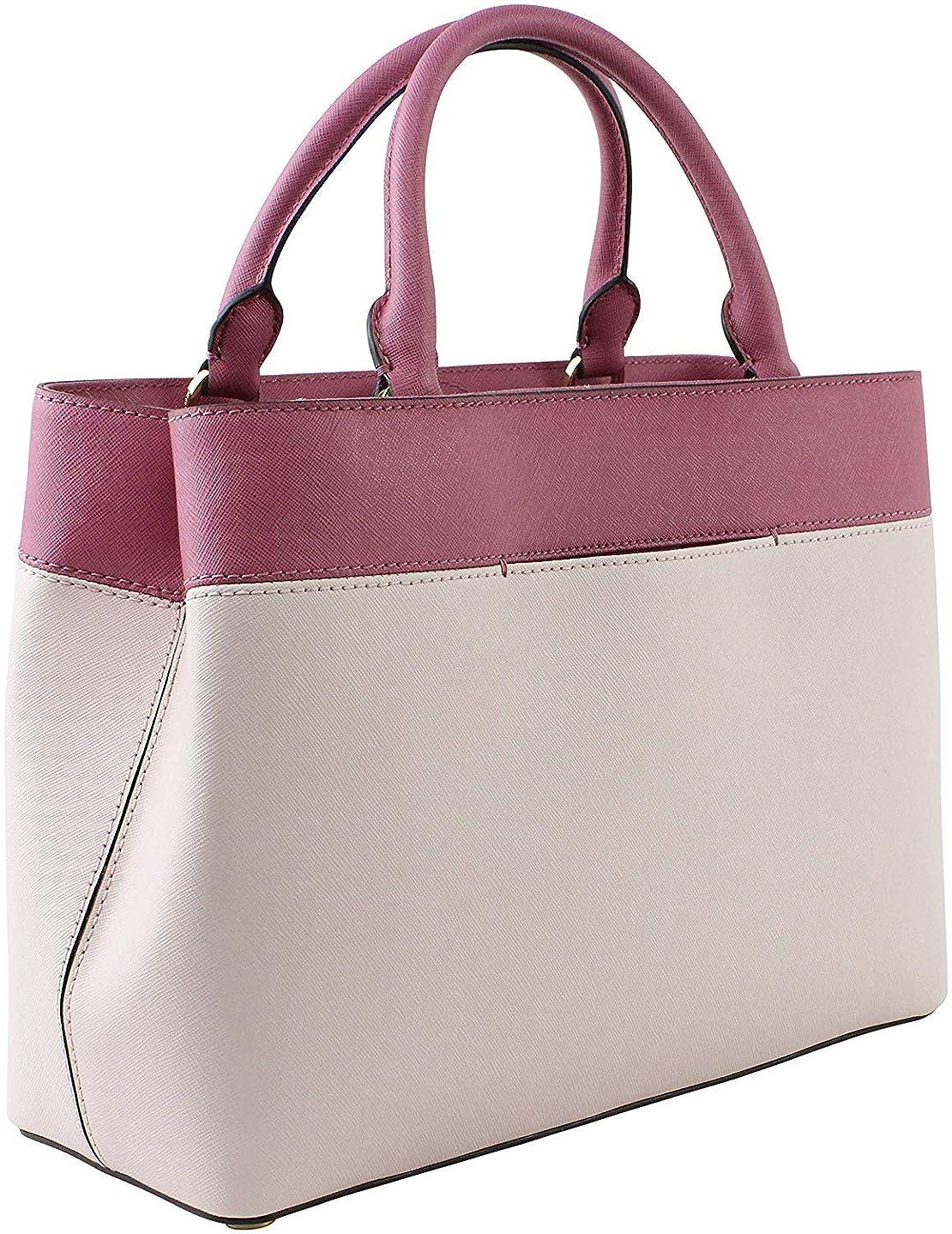 北確保する卒業[(マイケルコース) Michael Kors] [ Women`s Hailee Medium Leather Satchel Crossbody Bag Purse Tote Handbag] (並行輸入品)
