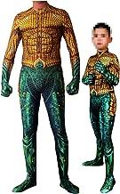 Arthur Curry Aquaman Jumpsuit Justice League Superhero Halloween 3D Lycra Zentai