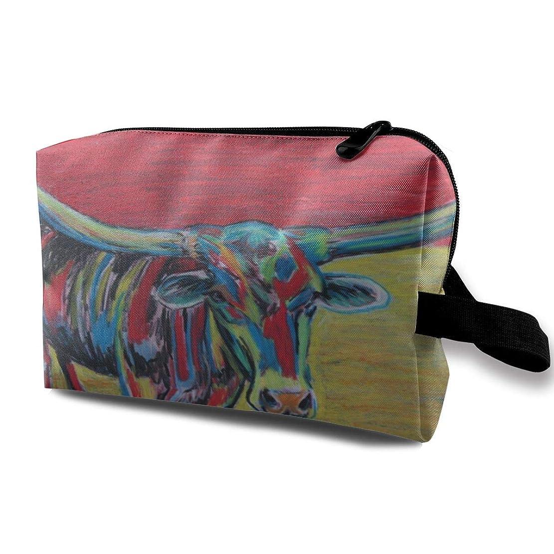 設計図手首フレキシブルメスキートジョー 化粧バッグ 収納袋 女大容量 化粧品クラッチバッグ 収納 軽量 ウィンドジップ