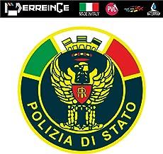 erreinge Sticker Scimmia JDM STICKERBOMB Tuning Dub Adesivo Sagomato in PVC per Decalcomania Parete Murale Auto Moto Casco Camper Laptop cm 35