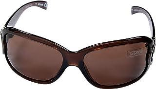 Just Cavalli Women's Rectangular Brown Sunglasses JC202S 48E 62 16 120