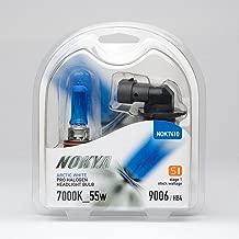 Nokya 9006/HB4 Headlight Bulbs - Arctic White 7000K 55W (Stage 1)