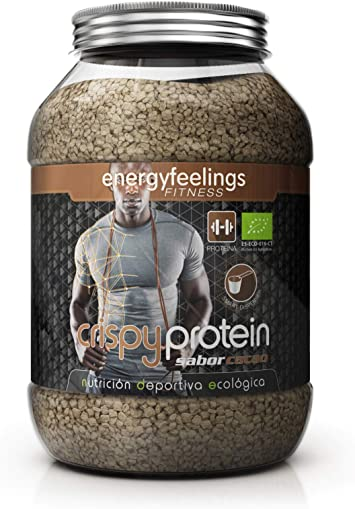 Energy Feelings Crispy Protein Cacao ecológico - 700g ...