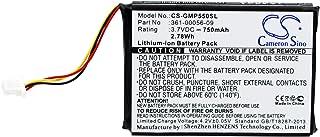 Cameron sino 750mAh 3.7V Li-ion 361-00056-09 Battery For Garmin Pro 70 550 Trashbreaker,Pro 550 70 Dog Training