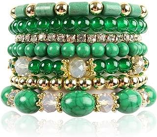 Best green cuff bracelet Reviews