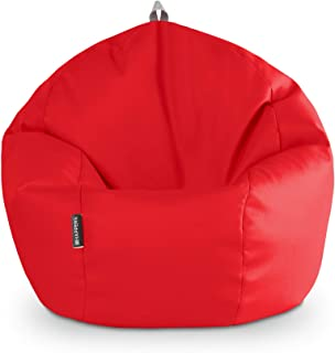 comprar comparacion HAPPERS Puff Pelota Polipiel Indoor Rojo
