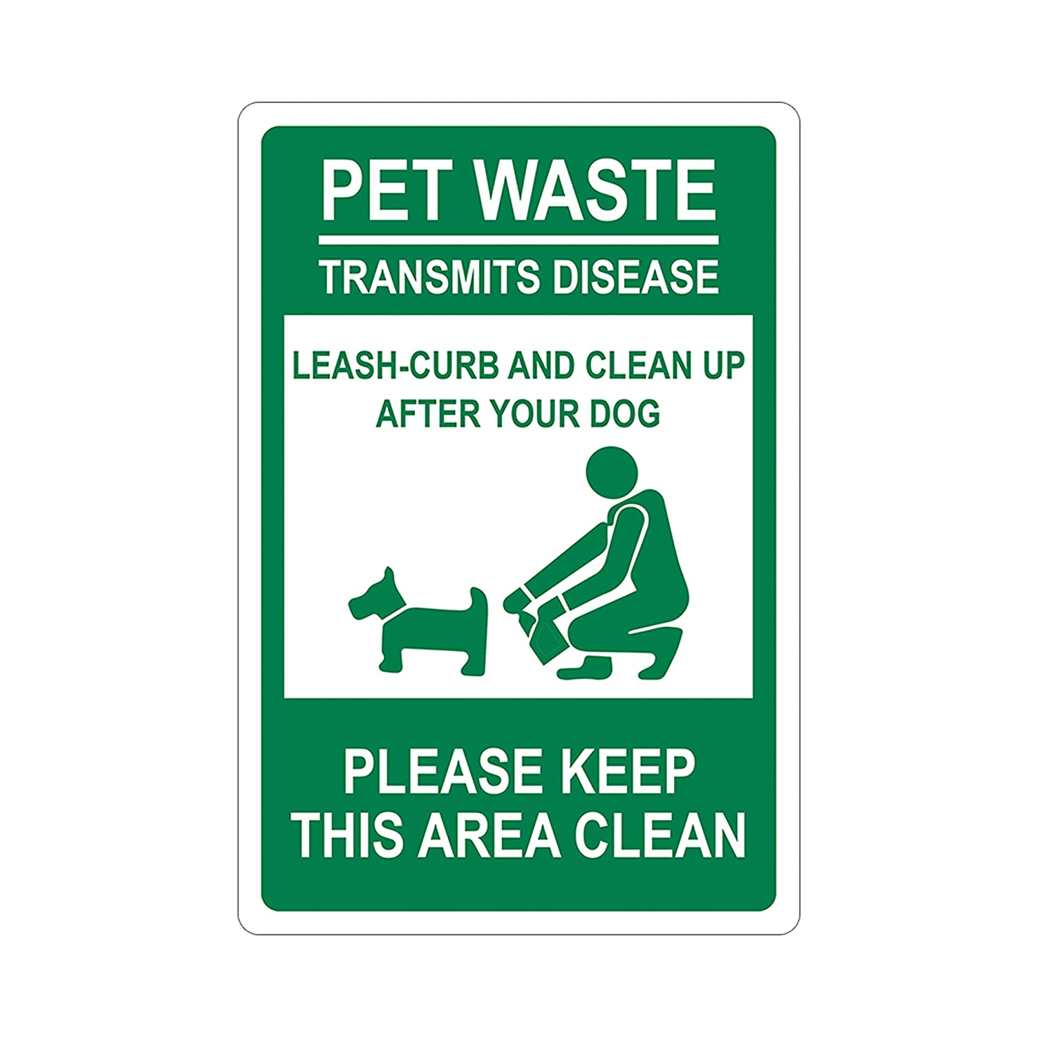 Please Keep This Area Clean Clearance SALE Jacksonville Mall Limited time M Sign Warning Aluminum Metal