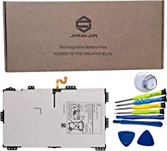 JIAZIJIA EB-BT835ABU Tablet Battery Replacement for Samsung Galaxy Tab S4 SM-T830 SM-T835 Series Tablet with Tools Kit White 3.85V 28.11Wh 7300mAh