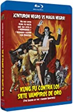 Kung Fu Contra los 7 Vampiros de Oro BDr 1974 The Legend of the 7 Golden Vampires [Blu-ray]