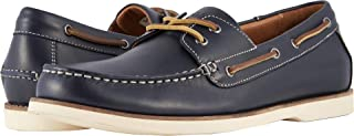 Vionic Men's Spring Lloyd Boat Shoe - Slip-on with Concealed Orthotic Arch Support