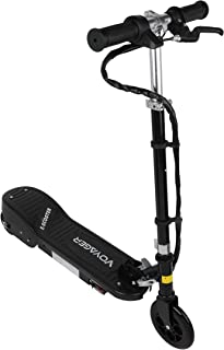 VOYAGER Night Rider Foldable Electric Scooter for Kids and Teens